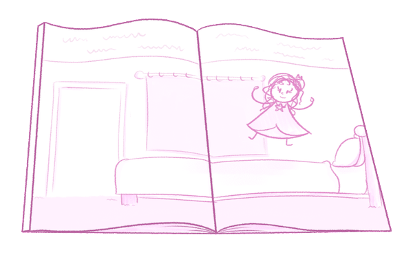 Design a personalised childrens book