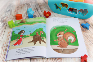 open-personalised-childrens-book