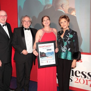 Herald Express South Devon Best New Business Winners